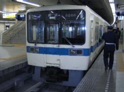 小田急の普通列車