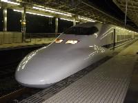 あひるちゃん新幹線