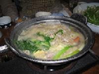 野田屋特製みそ鍋