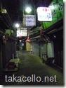 鶴橋商店街の路地