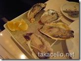 追加の生牡蠣