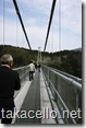 九重夢吊橋を歩く