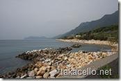 鹿児島湾を望む