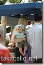 キューピーさんみたいな赤ちゃん