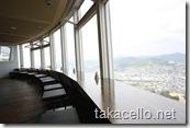 稲佐山展望台のレストラン