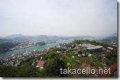 千光寺山頂からの尾道の景色