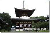 根来寺の大塔