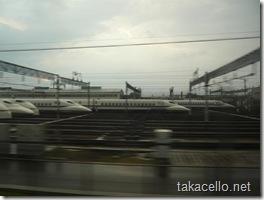 摂津新幹線車両基地