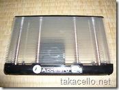 ZAWARD製ZAV-Accelero S1 REv.2B