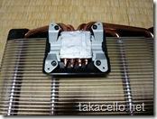 ZAV-Accelero S1 REv.2Bにグリスを塗って…