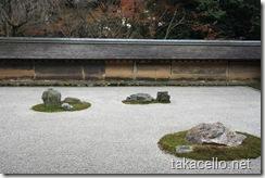 龍安寺石庭「方丈庭園」