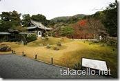 高台寺・開山堂と庭園