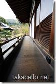 高台寺・方丈の回廊