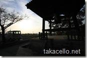高台寺からの景色