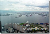 WTCからの眺め
