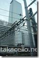 名古屋駅周辺の風景