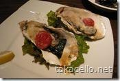 牡蠣のグリル@Ostrea 赤坂見附店