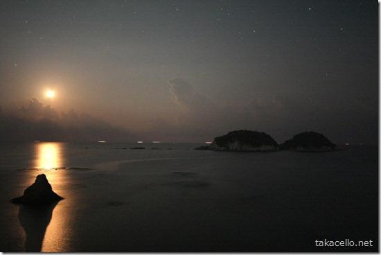 みなべの夜景