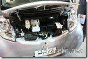電気自動車の動力部