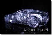 レクサス LFAモデル