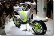 ヤマハ 電動バイク