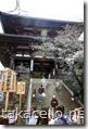 花見時期の吉野山