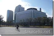 NHK大阪、大阪府警本部