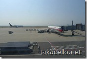 今回搭乗した中国東方航空