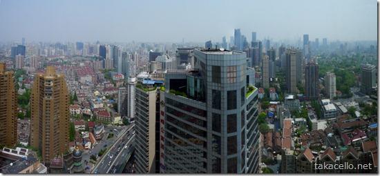上海のパノラマ