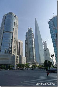 上海環球金融中心 他