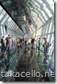 上海環球金融中心 100Fの様子