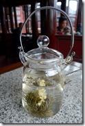 湖心亭のお茶