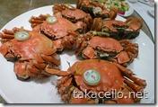 上海蟹:上海小南国