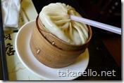 熱湯スープ:南翔饅頭店