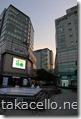 上海馬戯城近辺のショッピングセンター