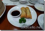 春巻き:鼎泰豐 上海环球店