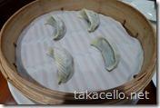 餃子:鼎泰豐 上海环球店