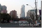真ん中の一番高い建物がロンジモントホテルです。