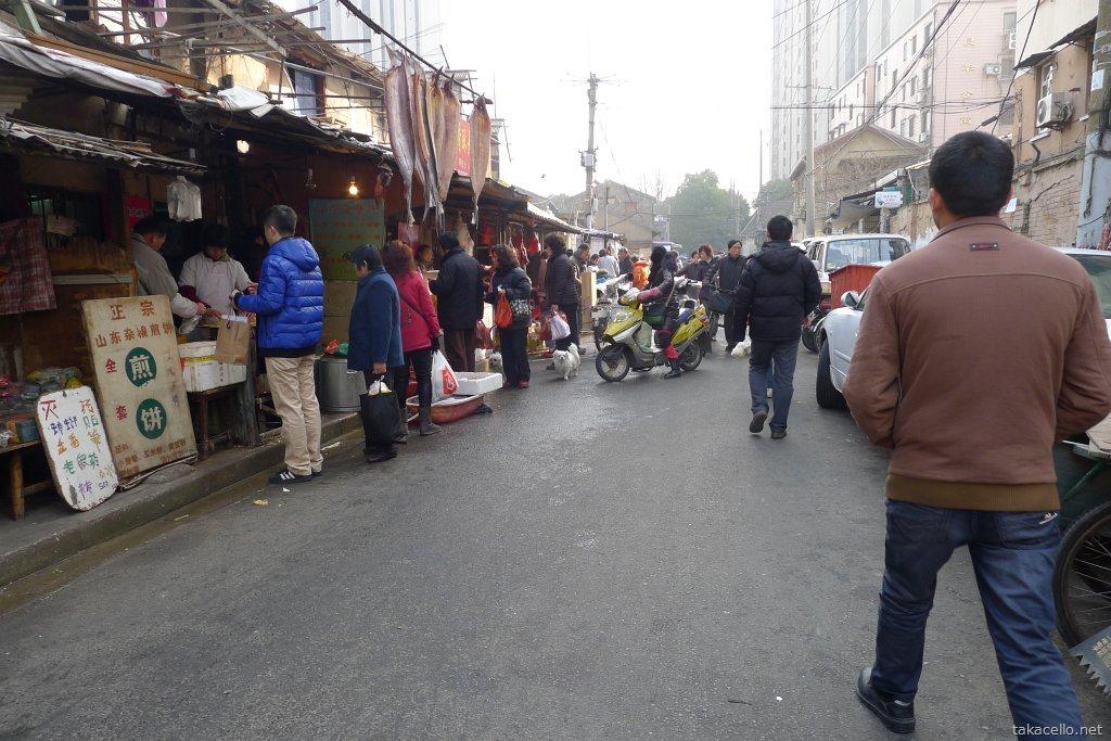 上海市内散策20130126