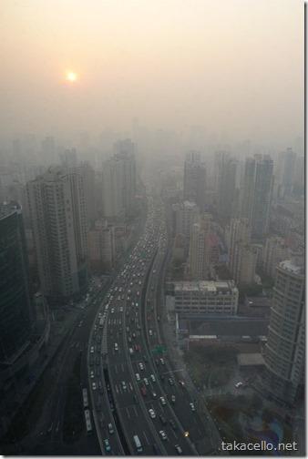 上海PM2.5